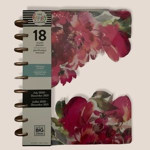 She Blooms 18 Month Happy Planner Bundle